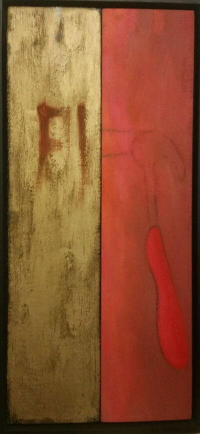 Wayne Miller, 'Ming Disappearing, Version 2', 1990