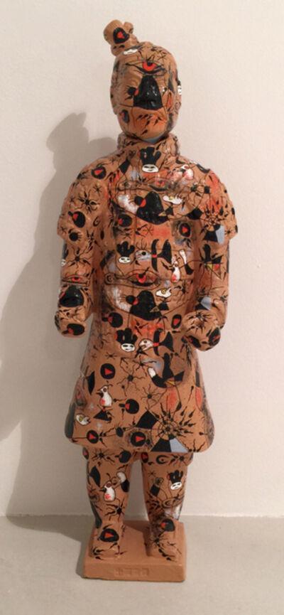 Fenghua Liu, 'Terracotta Warrior', 2006