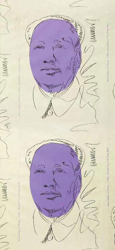 Andy Warhol, 'Mao (F. & S. 125A)', 1974