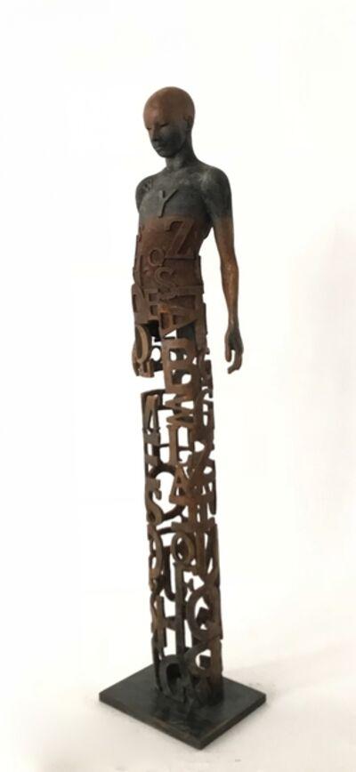 Jesús Curiá, 'Literatum', 2018