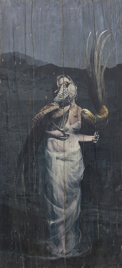 Nicola Costantino, 'Diana cazadora', 2016