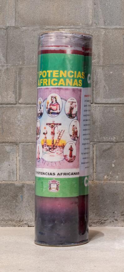 Lucia Hierro, '7 Potencias Africanas', 2020