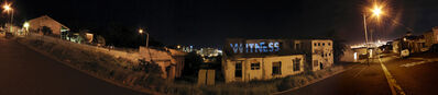 Haroon Gunn-Salie, 'Witness: a site-specific intervention (pano)', 2012