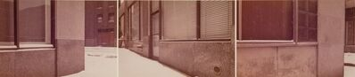 Jan Groover, 'Untitled (triptych)', 1977