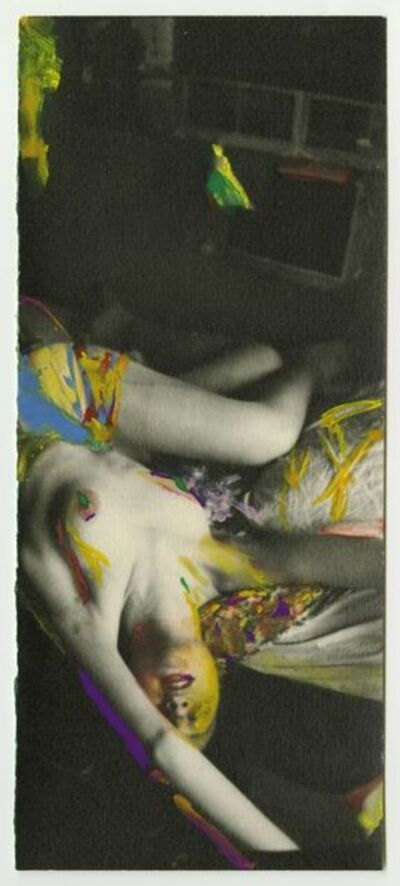Saul Leiter, 'Untitled', 1970s-1990s