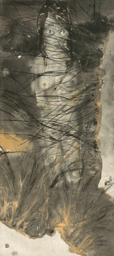 Liu Qinghe, 'Gazing The Wind', 2009