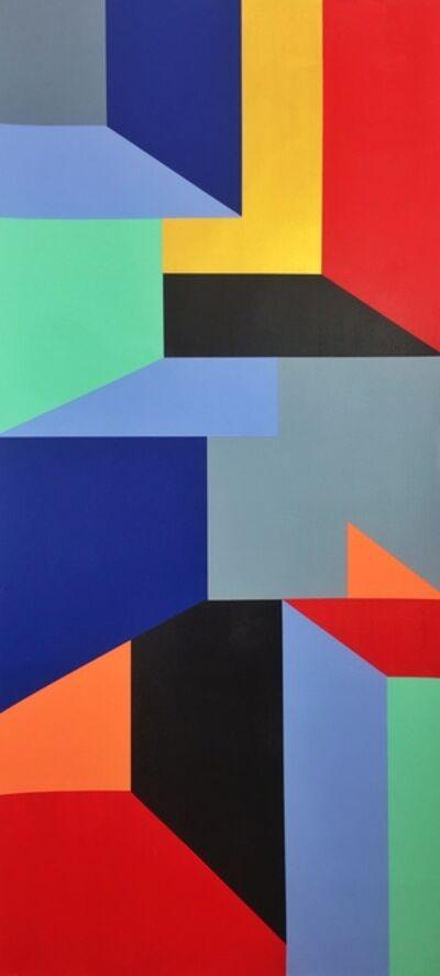 Juan Carlos Muñoz Hernandez, 'Flow Angle II', 2020