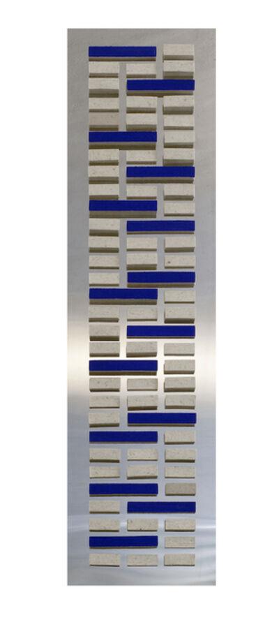 Daniele Basso, 'HK 01 - BLUE', 2015