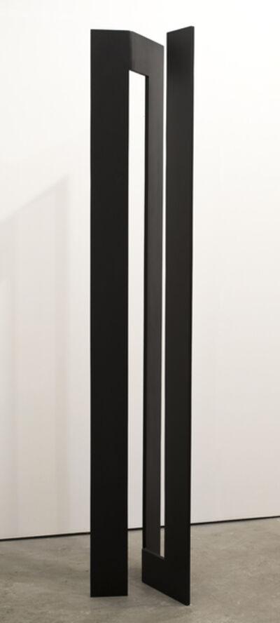 Franz Weissmann, 'Coluna em fitas ', 1977-1985