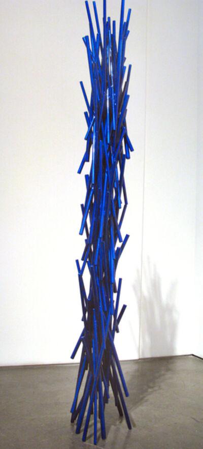 Shayne Dark, 'Entangled - Transparent Blue', 2011