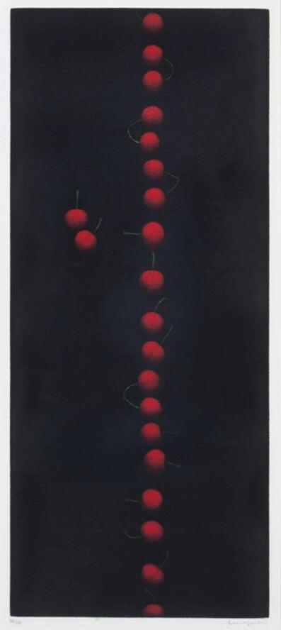 Yozo Hamaguchi, 'Twenty-Two Cherries (Red)', 1988