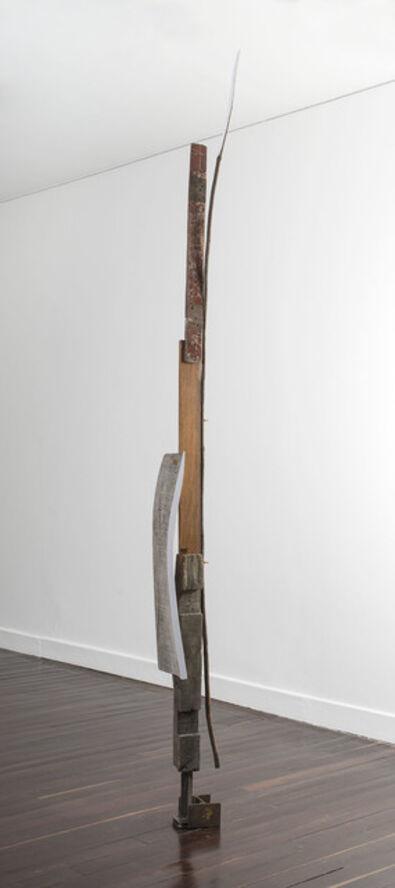 Luis Roldán, 'sospecha objeto IV', 2017