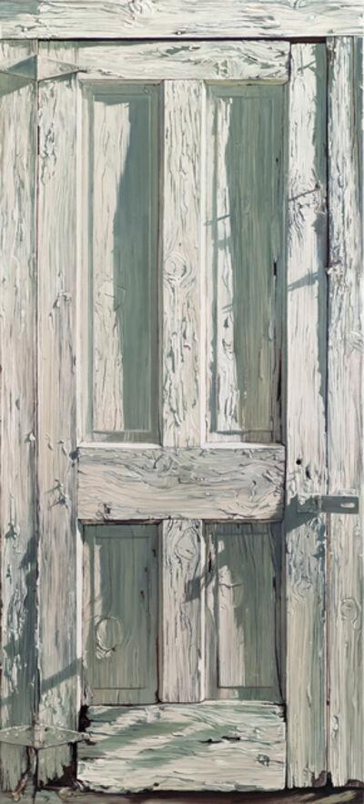Melanie Vote, 'Left Door Washhouse', 2019