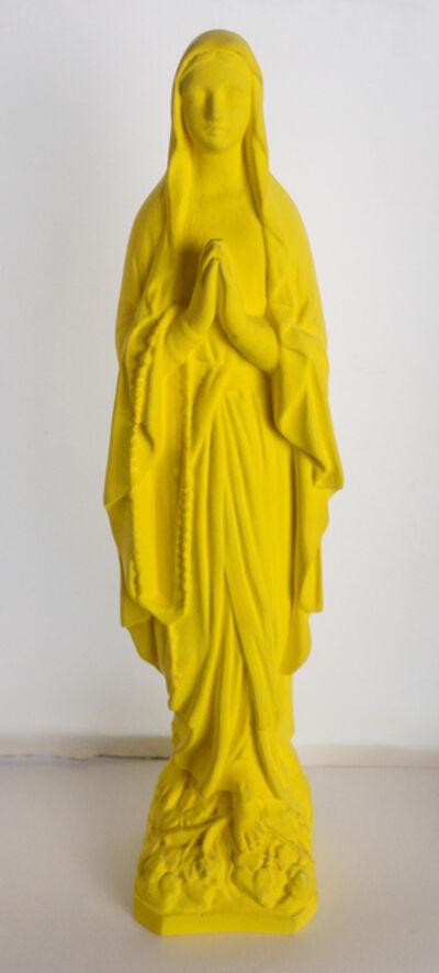 Katharina Fritsch, 'Madonnenfigur (Madonna Figure)', 1982-1990