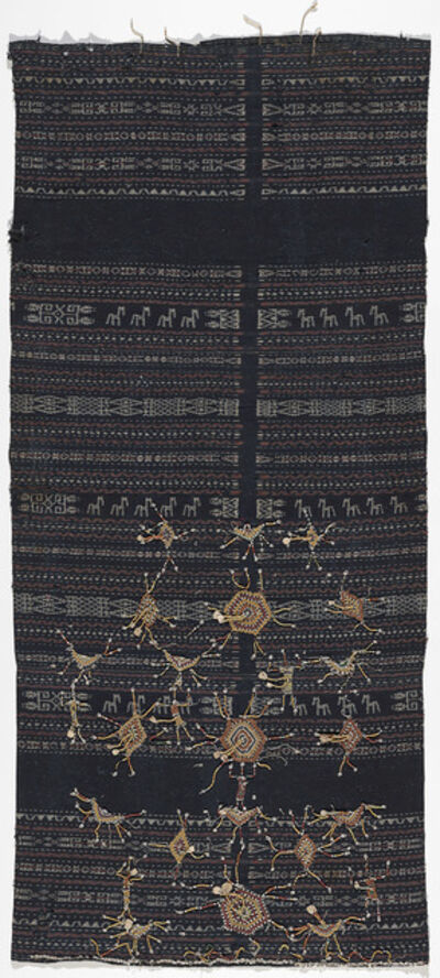 'Woman's ceremonial skirt ', 20th century