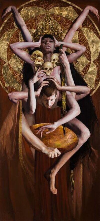 """Jennifer Gennari, '""""Kali""""', 2016"""