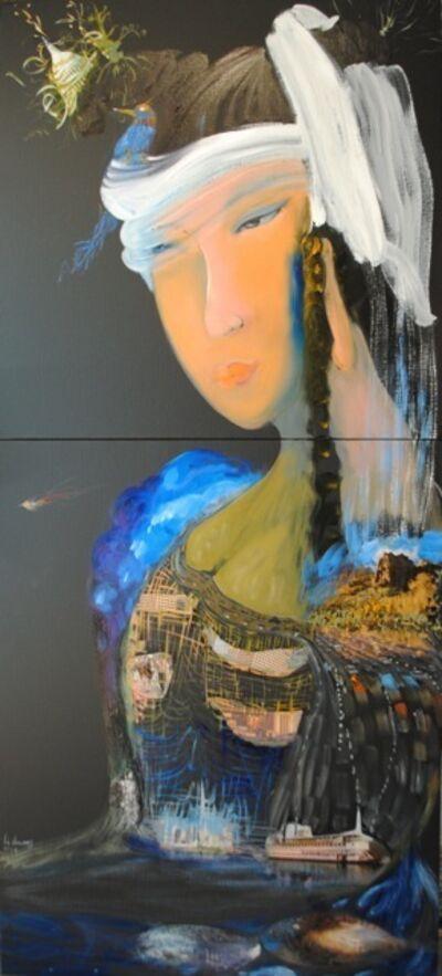 Li Shuang 李爽, 'Omniscient Mother Earth (丰盛知母)', 2014