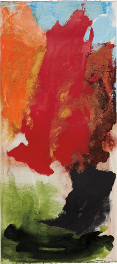 Friedel Dzubas, 'Untitled', 1984