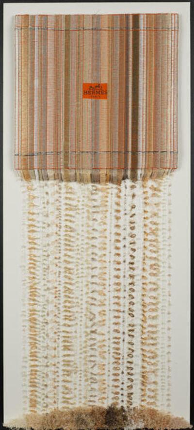 Stephen Wilson, 'Modular Neutral Hermes Drip', 2019