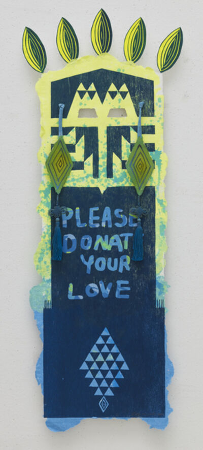 Eko Nugroho, 'Please Donate Your Love', 2013
