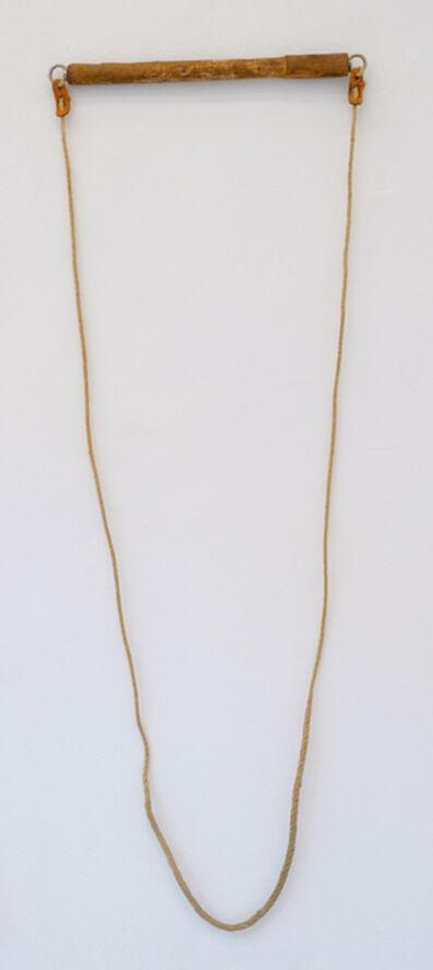 Anna Ill, 'Une corde à (ne plus) sauter', 2019