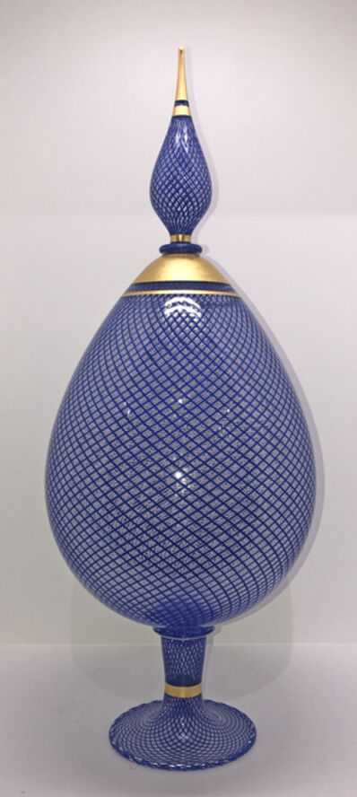Jason Christian, 'Blue Egg', 2018