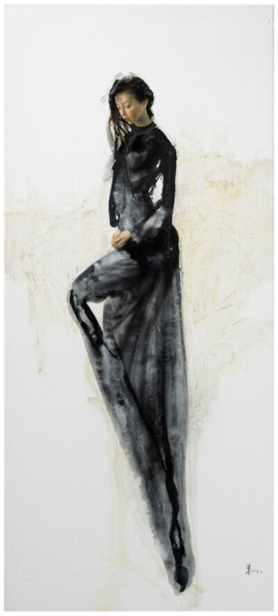LIANG YUE 梁月, 'Silence 沈默', 2018