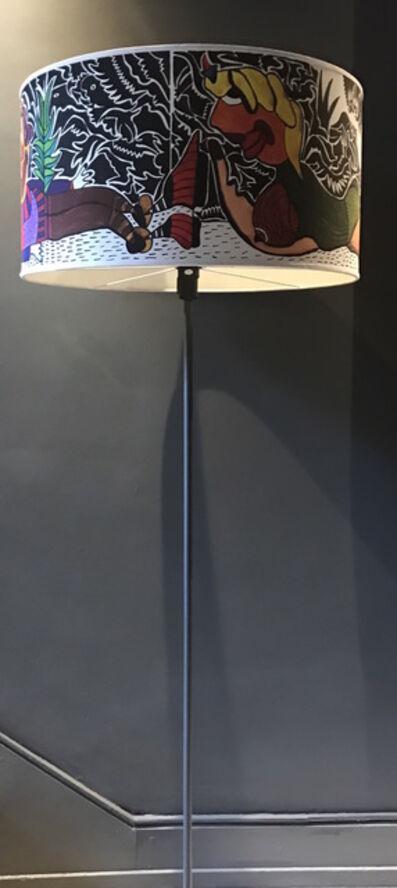Thanasis Lalas, '(GVA) Lamp'