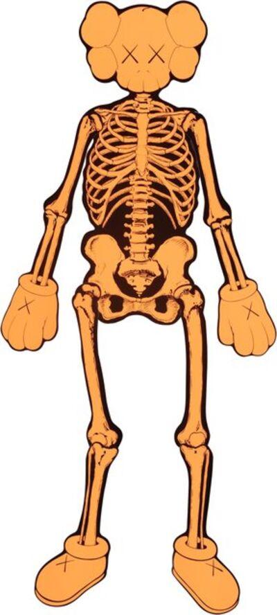 KAWS, 'Companion Skeleton (two works)', 2007