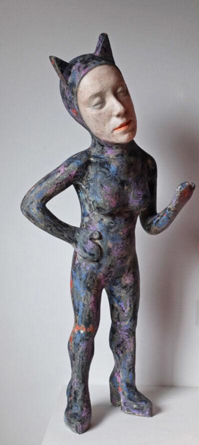 Iván Prieto, 'Catwoman', 2015