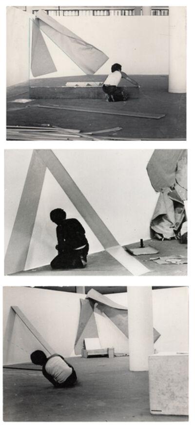 """Genilson Soares, 'Documentacão da instalação """"Pontos de vista"""" Bienal Internacional de São Paulo ', 1973"""