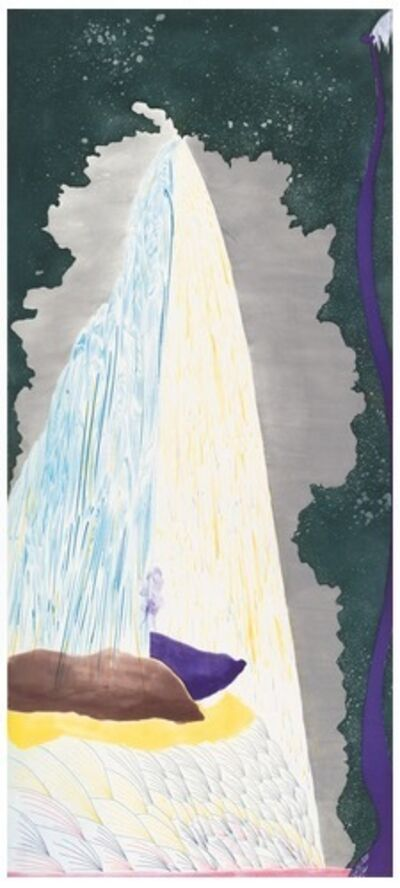 Chris Ofili, 'Last Night New Day ', 2008