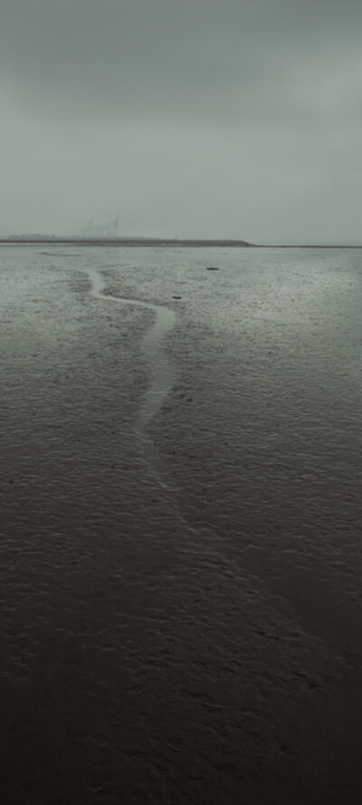 Nadav Kander, 'Silt I, (Mucking towards Thames Haven), England', 2017