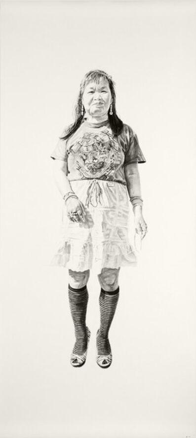 """Joel Daniel Phillips, '""""Shao Yu""""', 2013"""