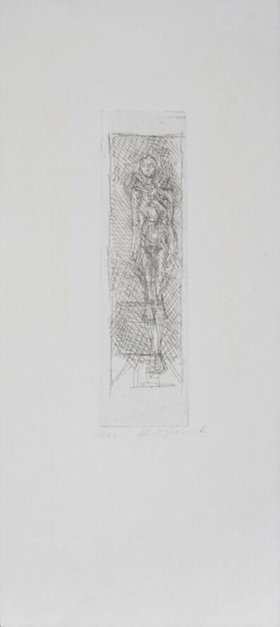 Alberto Giacometti, 'Nu de face (L. 65)', 1955