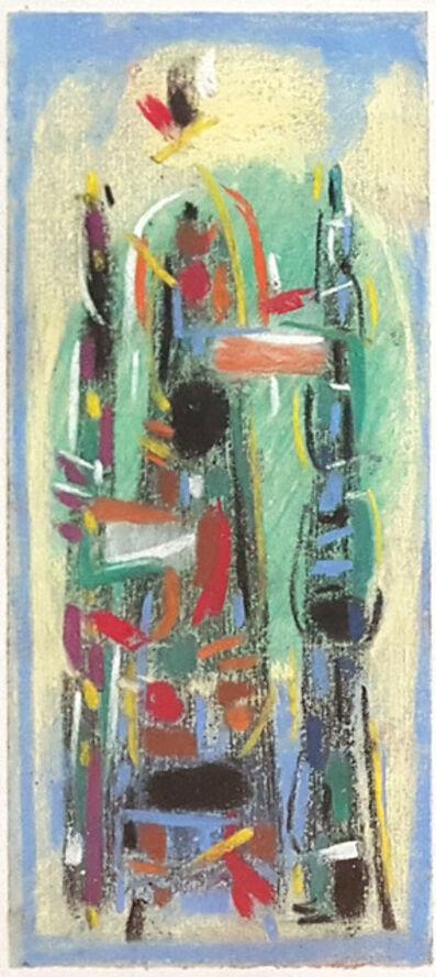 Max Ackermann, 'Untitled ', 1954