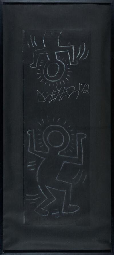 Keith Haring, 'Untitled (Subway Drawing)'