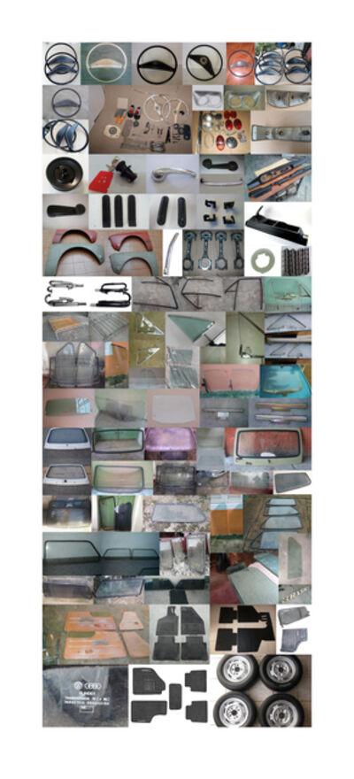 Rodrigo Oliveira, 'Mercado Livre (Brasília Revisited)', 2013