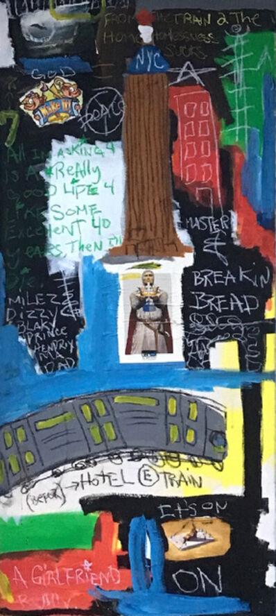 Ernest Rosenberg, 'NYC, Breakin Bread ', 2014