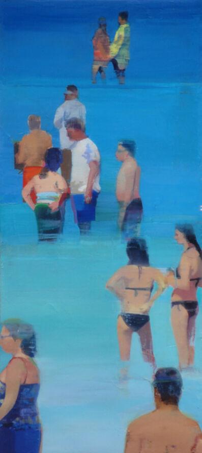 Suhas Bhujbal, 'Caribbean Beach', 2018