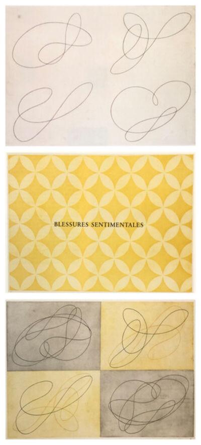 Urs Lüthi, 'Blessures sentimentales', 1988