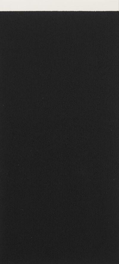 Richard Serra, 'Ballast I, II & III', 2011