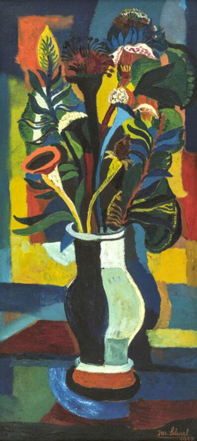 Josef Scharl, 'Blumenstrauß', 1937