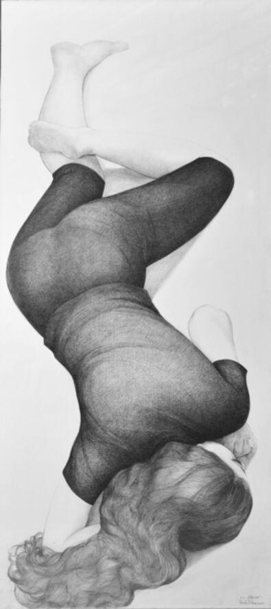 Hend Adnan, 'Graphite 3', 2011