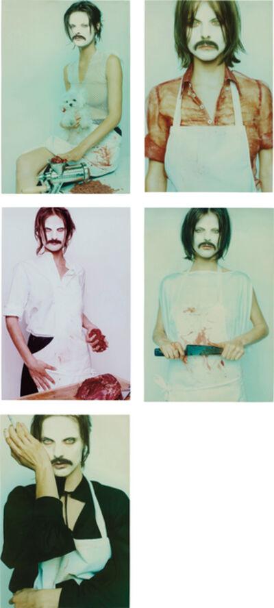 Ugo Rondinone, 'I don't live here anymore', 2000