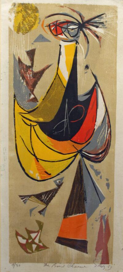 Seong Moy, 'Bird Charmer', 1953