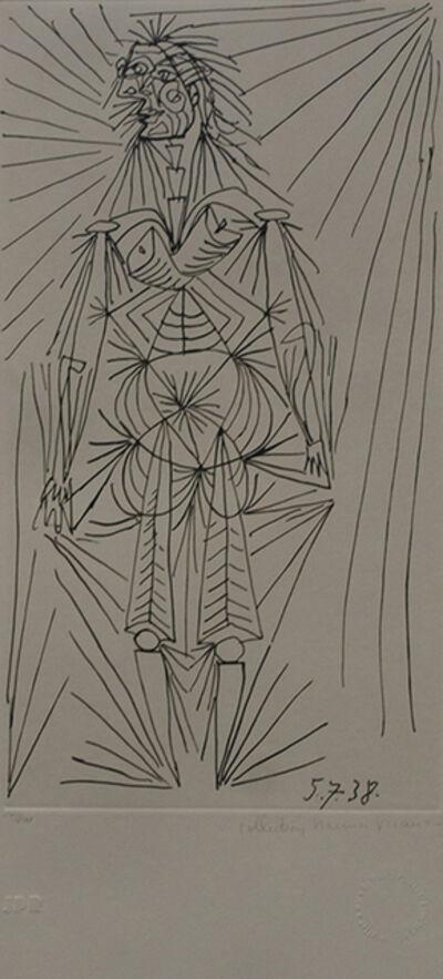 Pablo Picasso, 'Femme Debout', 1979-1982