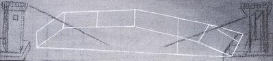 """Pedro Calapez, '""""2 Torres""""', 1987"""