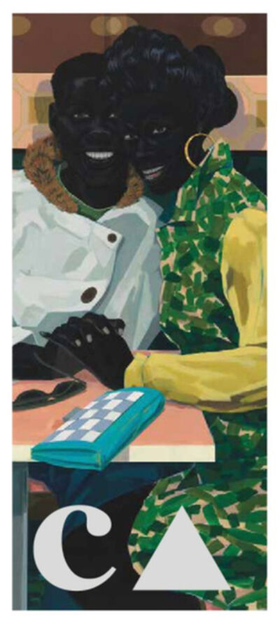 Kerry James Marshall, 'MOCA LA banner', 2017
