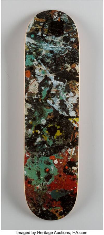 Jackson Pollock, 'Jackson Pollock Skateboard Deck', 2017